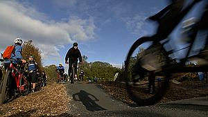 Fyns største mountainbikepark er åbnet