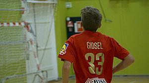 Håndboldglade unge på camp: - Gidsel er min favorit