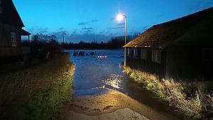 Her er fire råd, der kan beskytte dig mod oversvømmelse