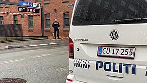 To anholdt: Mand indlagt efter knivstikkeri