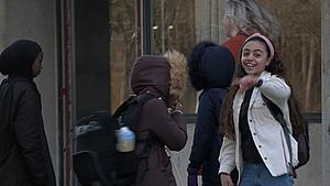 Flaget var hejst: Nu vender eleverne i Vollsmose tilbage i skole