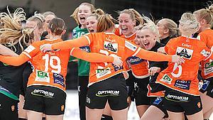 Vanvittig afslutning: Odense Håndbold vinder dramatisk semifinale