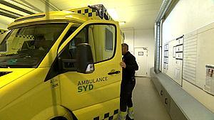 Reddere fra Ambulance Syd inviteres til dialogmøde: - Det er synd, de ikke har kigget på det her noget før