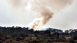 Særlige vejrforhold i weekenden giver høj fare for brande