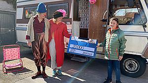 Niårige Jonathan donerer stort beløb til klovne
