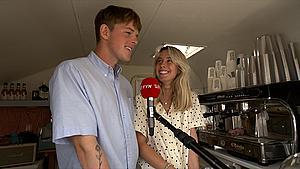 Først åbnede ungt par populær kaffebar - nu bringer de livemusik til Faaborg