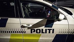 Vækket af støj fra stuen: Kvinde overraskede indbrudstyv