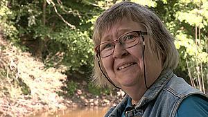 Magnetfiskeri er Dorthes medicin: - Det giver mig et kick at få affald på krogen