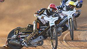 Anders Thomsen forsvarer individuelt DM-guld i speedway