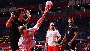 Gidsel storspiller i ny dansk håndboldsejr ved OL