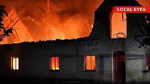 Voldsomme brande: Beredskabet kaldt ud flere gange i nat