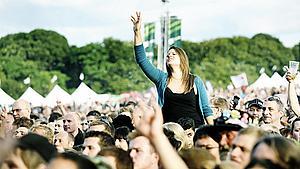 Grøn aflyser sommerens koncerter